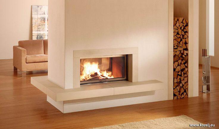 Fireplace K02