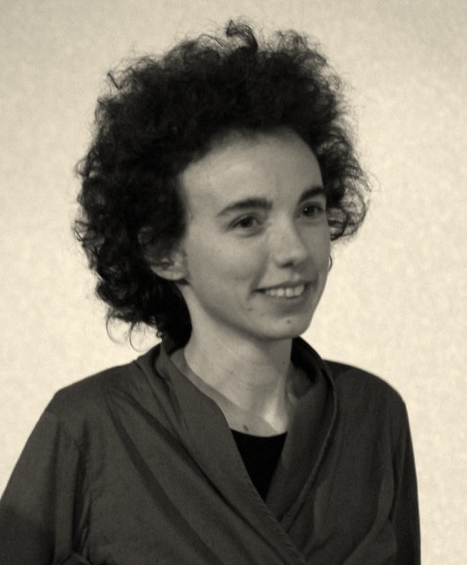 """Silvia Sfligiotti - alongside being a designer, teaches and holds lectures at international conferences and universities, and italian design schools. She is also co-author of four books on visual communication and typography, has edited four exhibitions and is co-director of """"Graphic Design"""", together with Riccardo Falcinelli."""