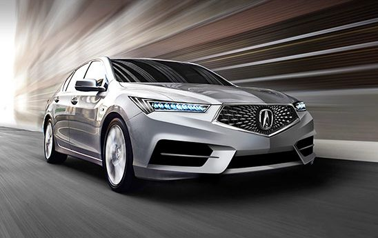 2018 Acura ILX - Luxury sedan from Acura The New Acura ILX 2018 coming out with new body styling design and better Performance. The Acura ILX was initially