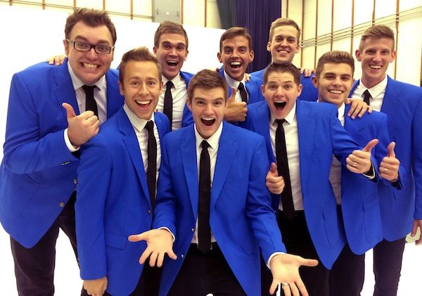 """David Archuleta and Vocal Point's version of """"Nearer, My God, to Thee"""" from the BYU Homecoming Spectacular. It WAS spectacular!!"""