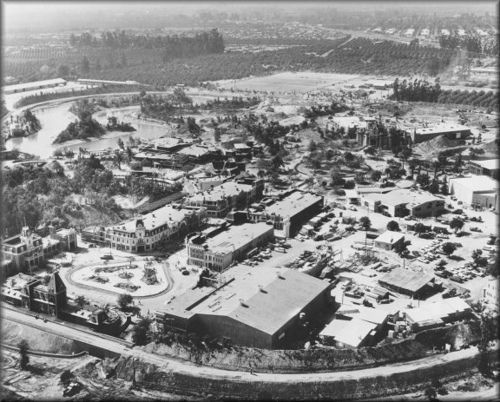 Disneyland from the air | Flickr - Photo Sharing!