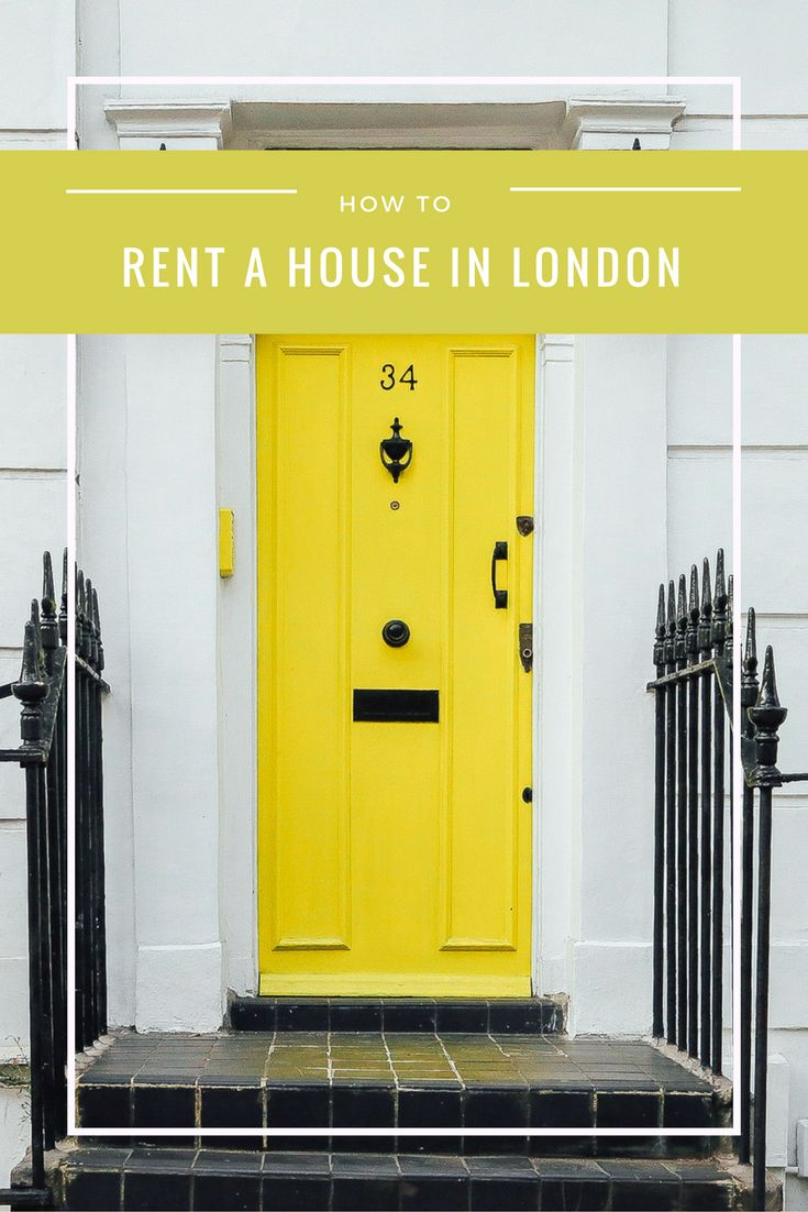 How to rent house London life expat travel wanderlust