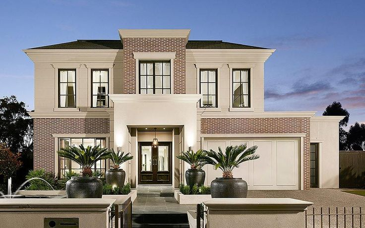 Contemporary Living With The Somerset Home Design By Metricon