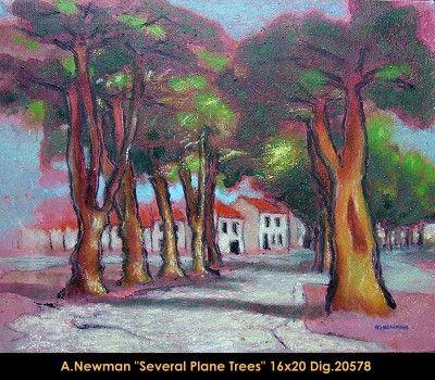 Original acrylic painting on canevas by artist Andy Newman. #newman #art #canadianartist #quebecartist #originalpainting #fineart #acrylicpainting #artist #trees #multiartltee #balcondart
