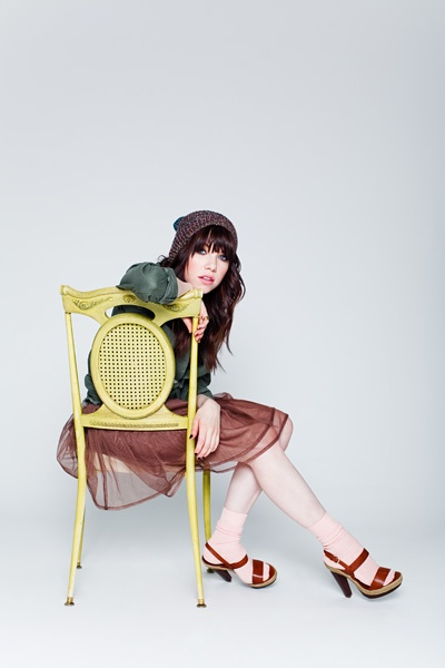 Carly Rae Jepsen | The Official Carly Rae Jepsen Site    She's so PRETTY.