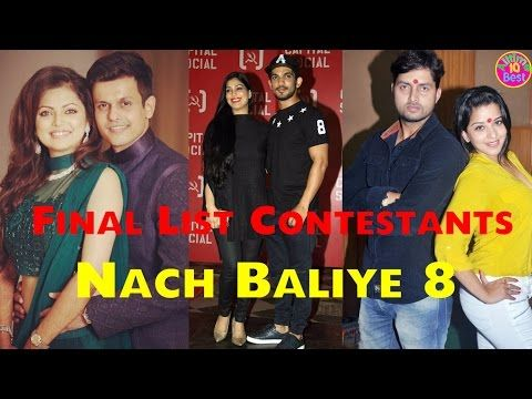 KhabarSpecial.com (Online News Channel): Nach Baliye Season 8 Highest Paid Couple in the sh...