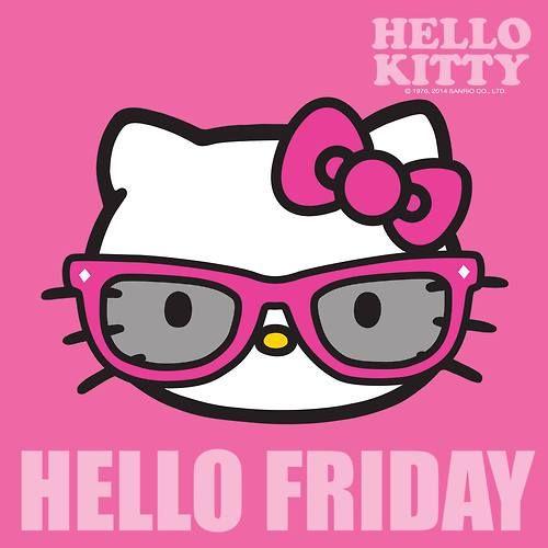 Hello Kitty Friday!