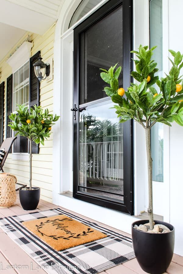 Front Porch Ideas For Summer House