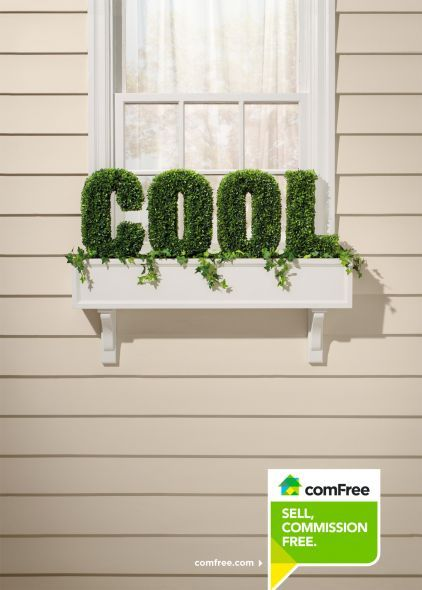 ComFree Real Estate Service: Happy Bushes, Cool
