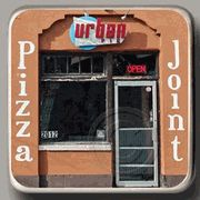 Urban Pie, Kirkwood, Atlanta Marble Coaster. Custom Coasters By Hazel. http://yhst-128736562315201.stores.yahoo.net/kirkwood.html