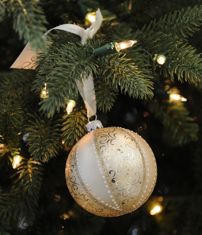 Christmas tree decorations by Denmark's Lene Bjerre Design, available in Canada at Notting-Hill.ca. Enter to win a $ 300 #NottingHill gift card http://theprov.in/nottingcontest  #contest