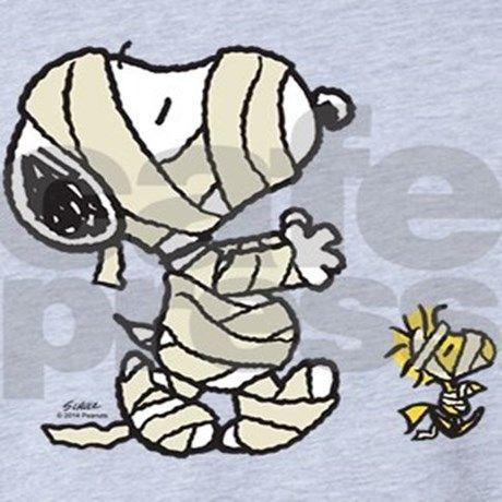 CafePress Woodstock Baseball Shirt