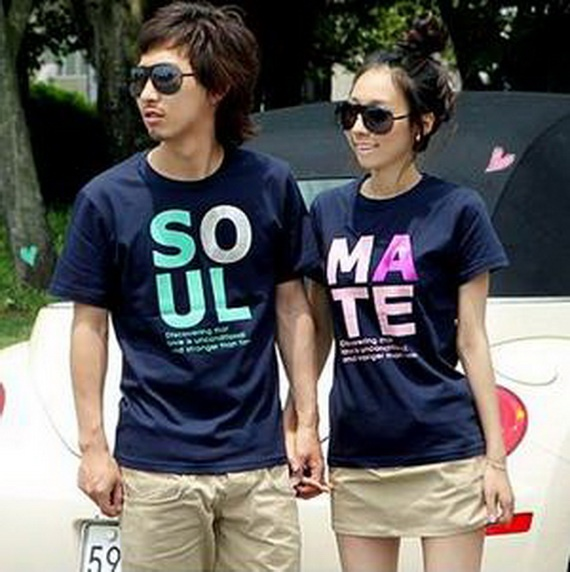 T-shirts for Couple so cute