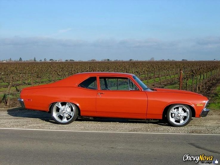 69 nova SS...looks good lowered too! | Wish list ...