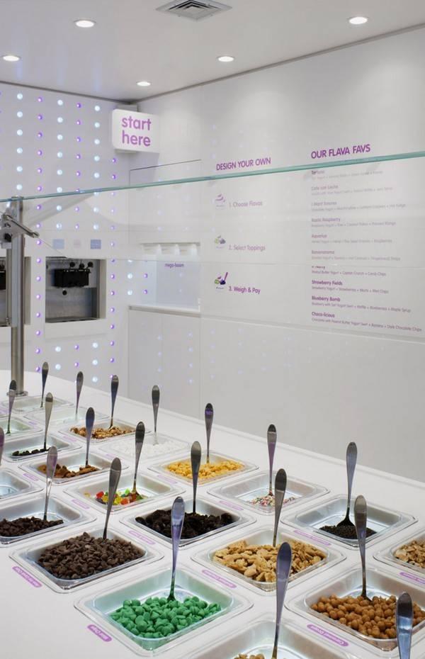 Flavaboom-frozen-yogurt-shop-design-by-Dune-10 | Interior Designs | Home Interior | Interior Decorating | Homeinsides