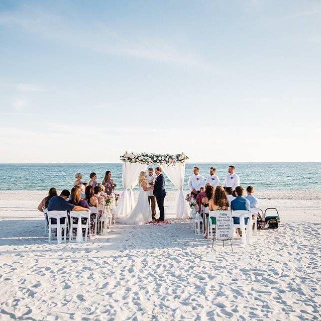 Weddings In Gulf Shores Orange Beach Pensacola Gulf Shores Beach Pensacola Wedding Venue Dream Beach Wedding