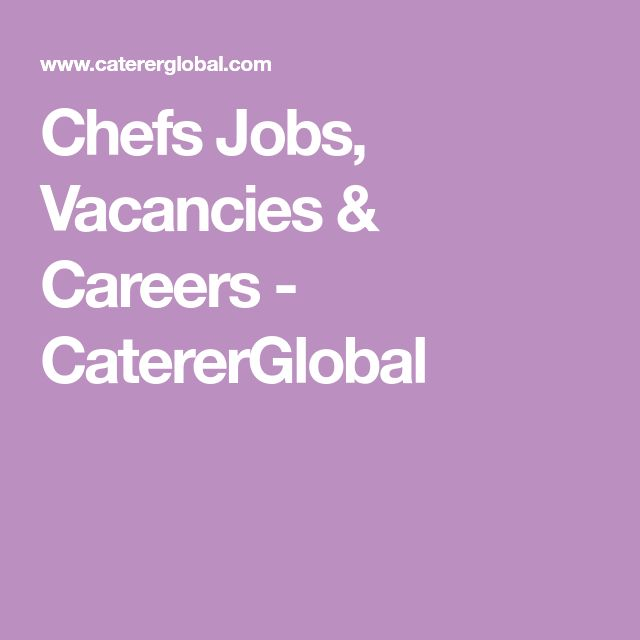 The 25+ best Chef jobs ideas on Pinterest Green split peas - shipboard security guard sample resume