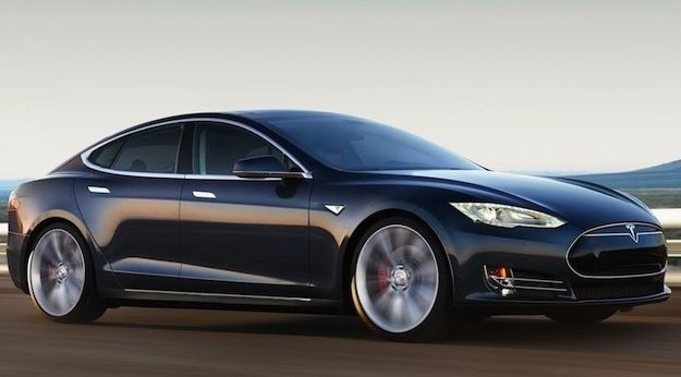 How Tesla just made it 'basically impossible' for the Model S battery to die: Pic:Tesla Model S