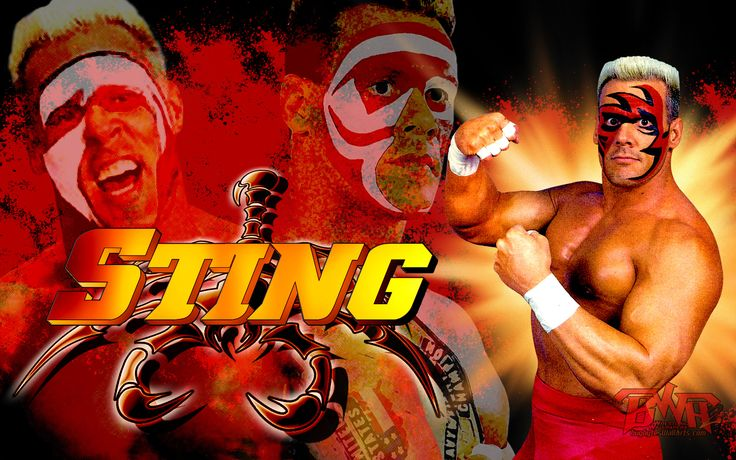 Wcw Bogus Sting: 208 Best Sting, Wcw Images On Pinterest