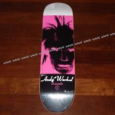 Alien Workshop Andy Warhol Skateboard Deck