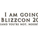 Blizzcon 2016 Collection on Society6.