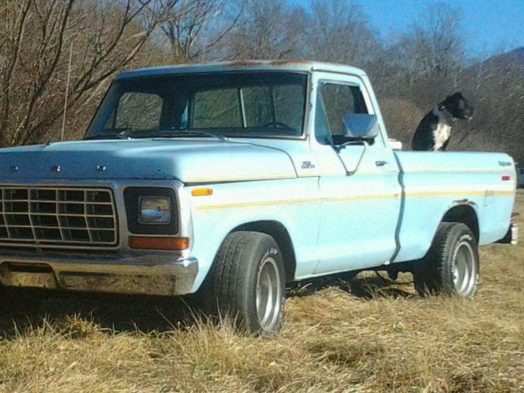 best old ford trucks - 1000+ images about ford trucks on Pinterest  Ford 4x4, rucks and ...