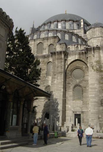 Istanbul Soliman - Süleymaniye Camii - Vikipedi