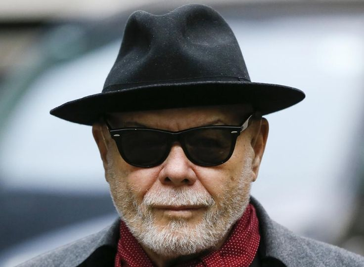 British pop star Gary Glitter, pictured on Feb. 4 in London, rose to prominence with the hit song 'Rock and Roll.'