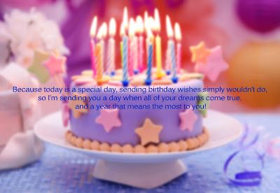 200+ Happy Birthday Wishes, Quotes and Messages - Inspirational ...