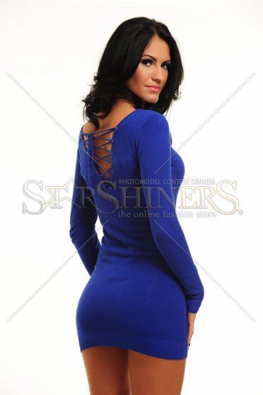 Rochie Unexpected Beauty Blue