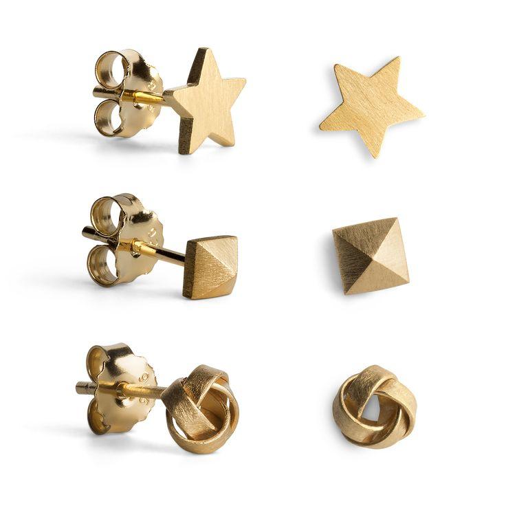 Simple earrings >> http://www.janekoenig.com/earrings.html