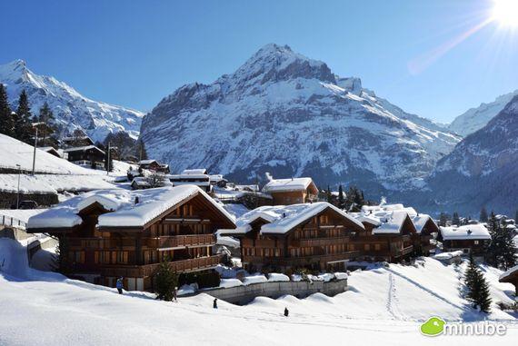 #Grindewald, Suisse