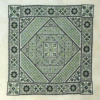 Northern Expressions Needlework - Shades of Green – Stoney Creek Online Store