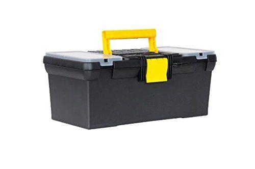 Stanley 1-93-335 Boîte à outils Classic 40 cm Noir/Jaune