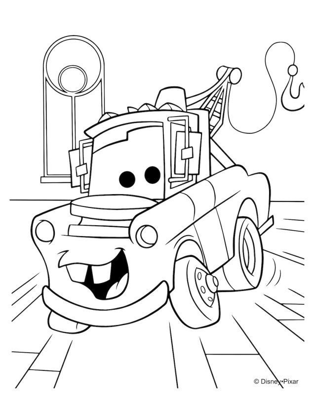 25 Best Photo Of Disney Cars Coloring Pages Albanysinsanity Com Cars Coloring Pages Truck Coloring Pages Race Car Coloring Pages