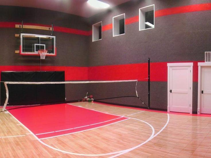 Sport Court Faqs Sport Court Home Basketball Court Sports Court Flooring Basketball Court
