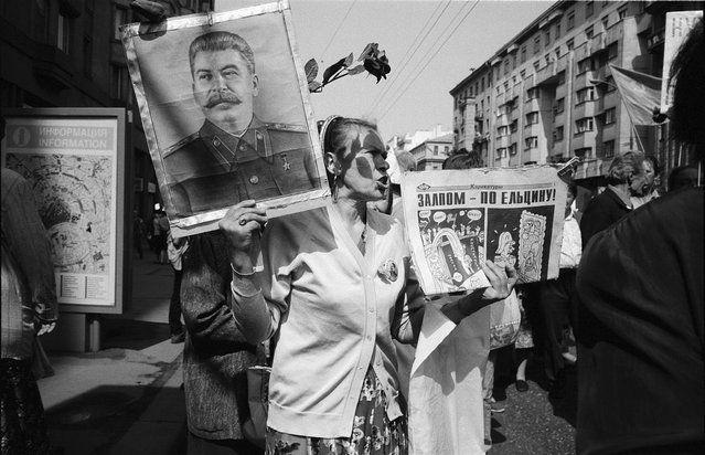 Moscow, 1996. (Photo by Igor Mukhin)