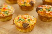 Mini Egg Omelettes | Save-A-Lot