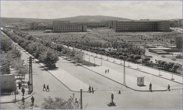 Eski Ankara - Atatürk Bulvarı