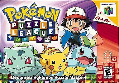 Today in gaming history  Master a new challenge!  Discover the most frantic, frenzied, fun-filled Pokémon challenge ever--Pokémon Puzzle League! Line up three or more blocks of the same type to clear them off the screen. Create chains and combos to send garbage to your opponent. Collect badges from other Pokémon trainers to earn the right to enter the ultimate competition... a battle against the mysterious Puzzle Master!  Happy 17th Birthday to Pokemon Puzzle Challenge on N64! This game was…