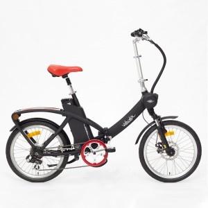 Sympa le look! Vélo Solex électrique et pliant