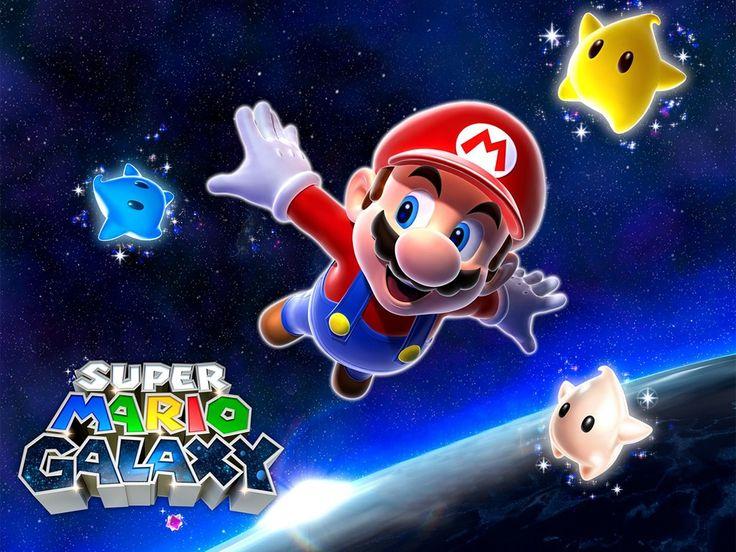 """""""Super Mario Galaxy"""""""
