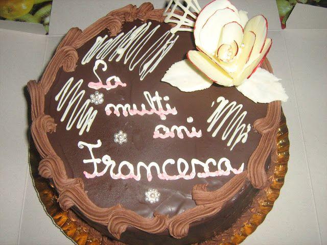 Tort si prajituri Andrea : Tort ciocolata
