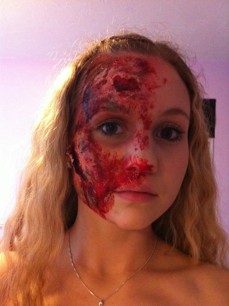 73 best SFX images on Pinterest | Fx makeup, Halloween makeup and ...