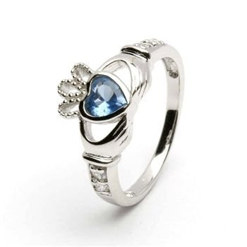 Connu The 25+ best Silver claddagh ring ideas on Pinterest | Irish heart  UZ38