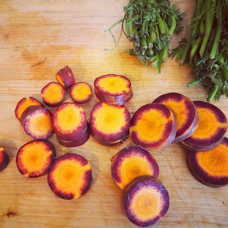 Herlige gulrøtter