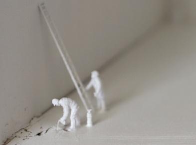 Abat-jour solitude - menn at work - by Elisa Cavani. Se mere på http://norubbish.dk/2012/08/manoteca/