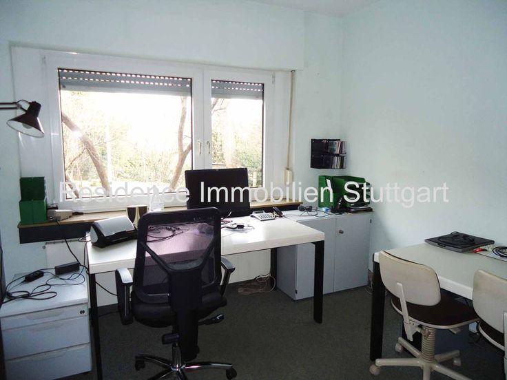 S-West: Moderne Büroräume (5 Büros) mit Terrasse, Teeküche, WC, Serverraum, in schöner Halbhöhenlage
