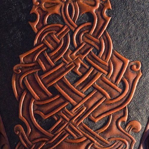 Best images about leather carving patterns on