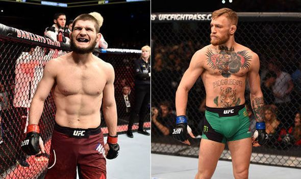 Conor Mcgregor Vs Khabib Notorious To Clash With Khabib At Ufc 229 Press And Fan Event Sports News Ufc Clothing Ufc Ufc Fight Night